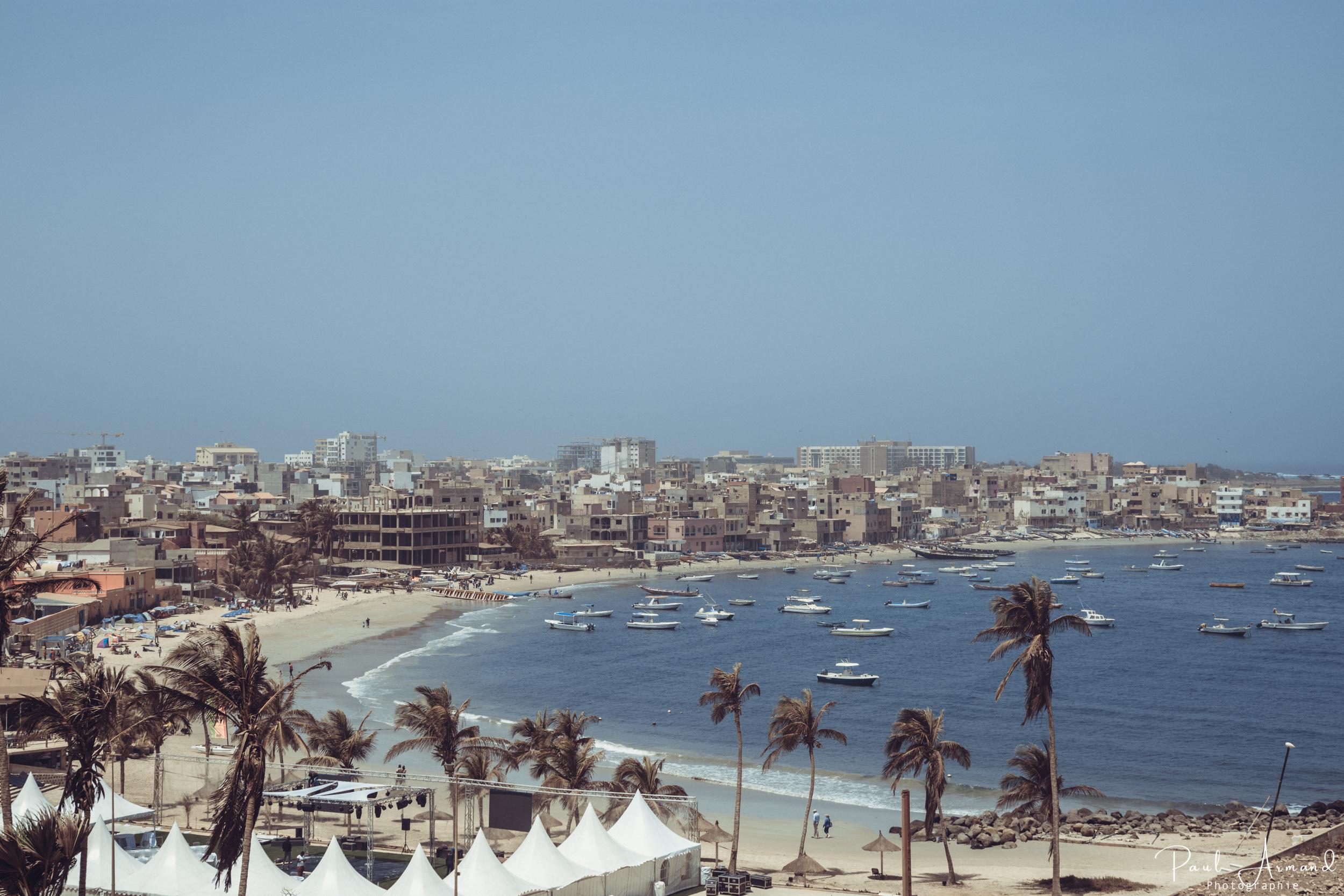 Plage de Ngor, Dakar